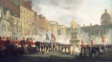 The Dublin Volunteers on College Green, 4th November 1779