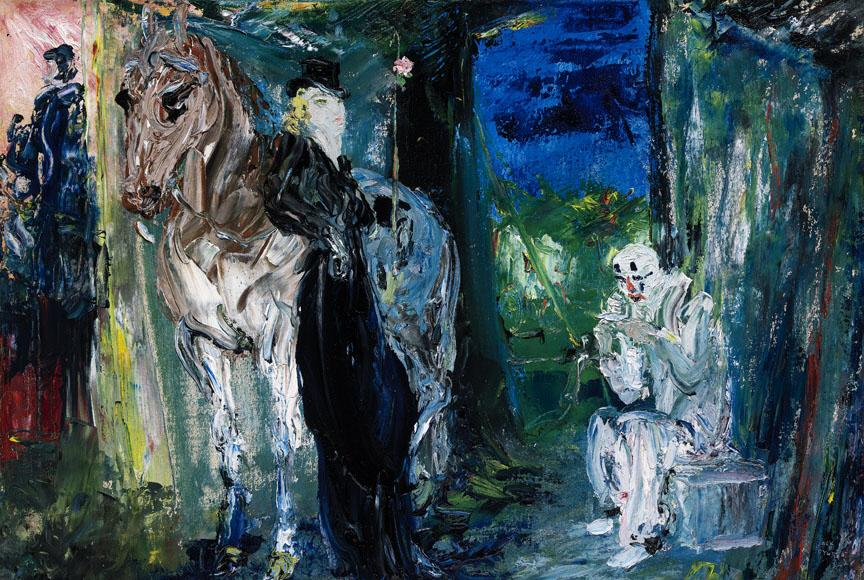 © Estate of Jack B Yeats, DACS London / IVARO Dublin, 2018