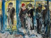 © Estate of Jack B Yeats. All rights reserved, DACS, London/ IVARO, Dublin, 2015