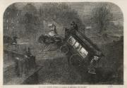 A Fatal Omnibus Accident in Dublin, 1861