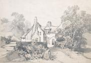 Cottage at Penhurst, Kent