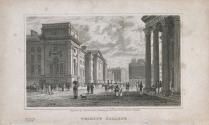 Trinity College, Dublin, and the East Portico of Bank of Ireland