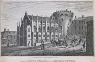Dublin Castle Chapel and Record Tower