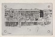 The Old Hotel Royal, Dieppe